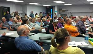 May 13 Community Meeting