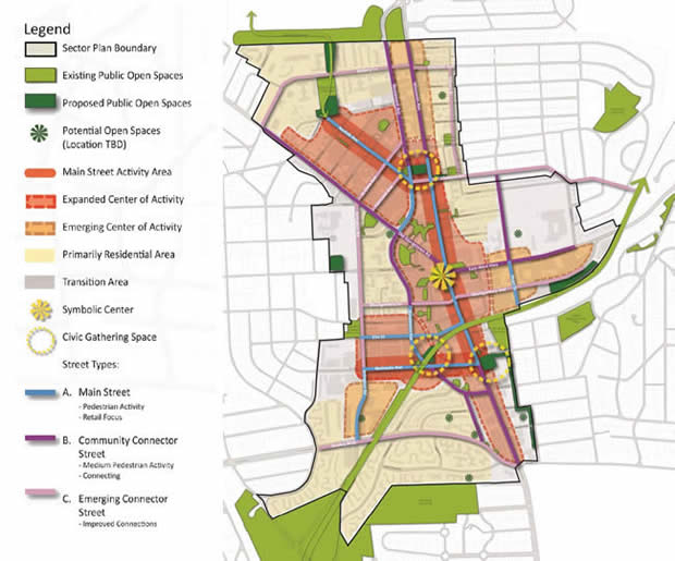 Draft Concept Framework Plan