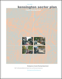 Kensington Sector Plan Cover - May 2009