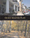 Olney Master Plan cover
