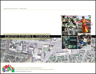 Takoma-Langley Crossroads Sector Plan cover