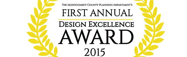 Design Excellence Award 2015