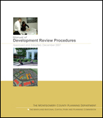 Manual of Development Review Procedures