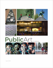 Public Art Guidelines cover image
