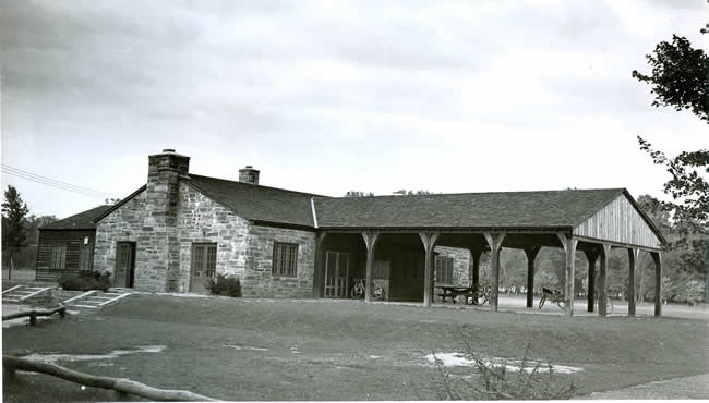 Rock Creek Recreation Center 1940's
