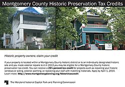 Historic Tax Credit Postcard