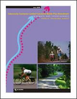 Bikeways and Interchanges report cover