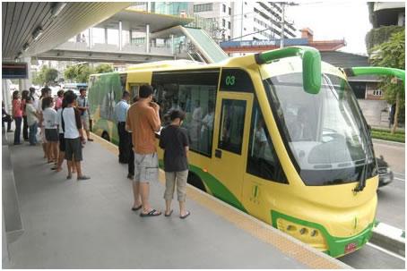 Bus Rapid Transit photo