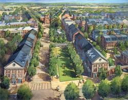 Clarksburg rendering