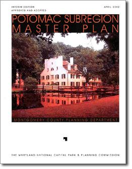 Potomac Subregion MP cover