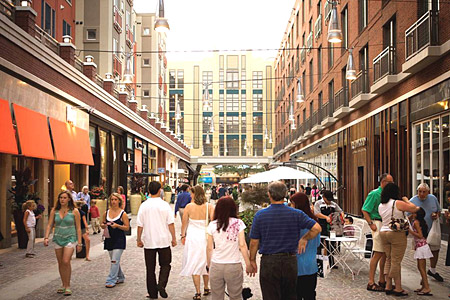 The zoning code rewrite supports more walkable, vibrant commercial areas.