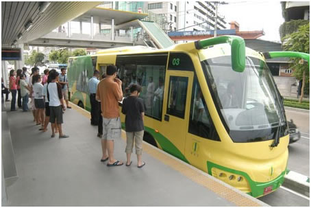 Bus Rapid Transit photo